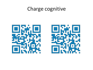 Charge cognitive